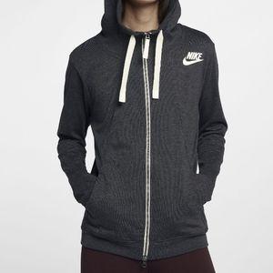 Nike full zip hoodie jacket long sleeve athletic